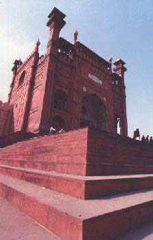 Badshahi Mosque Gate