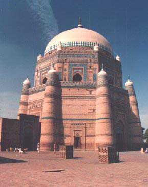 The Mausoleum of Shah Rukn-e-Alam
